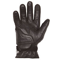 Helstons Vertigo Hiver Leather Gloves Black