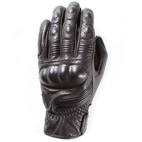 Helstons Vitesse Pro Air Soft Leather Gloves Black