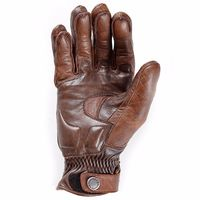 Helstons Vitesse Pro Pull Up Gloves Brown