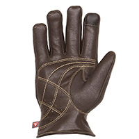 Helstons Wave Hiver Gloves Brown