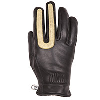 Helstons You Hiver Lady Gloves Black Beige