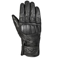 Ixon Ms Woods Leather Gloves Black
