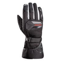 Ixon Pro Atom Gloves Black White Red