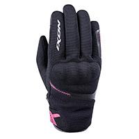 Ixon Pro Blast Lady Gloves Black Fuchsia