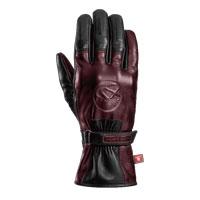 Ixon Pro Randall Lady Leather Gloves Bordeaux