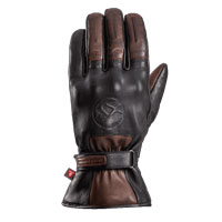 Ixon Pro Randall Leather Gloves Brown