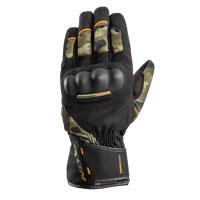 Ixon Pro Russel Gloves Kaki Orange
