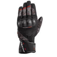 Ixon Pro Russel Gloves Black Red