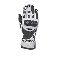 Ixon Rs Circuit 2 Gloves White Black