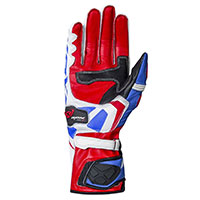Ixon Rs Circuit-r Gloves Black Red Blue
