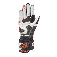 Ixon Rs Genius 2 Gloves White Orange