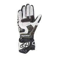 Ixon Rs Genius 2 Gloves Black White