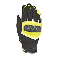 Ixon Rs Loop 2 Gloves White Yellow