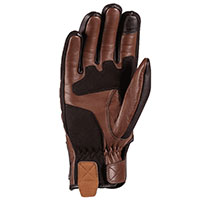 Ixon Rs Neo Leather Gloves Brown