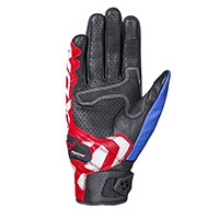 Ixon Rs Recon Air Gloves black red blue
