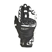 Ixon Rs Ring Gloves Black White