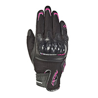 Ixon Rs Rise Air Lady Gloves Pink