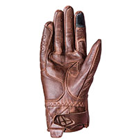 Ixon Rs Rocker Leather Gloves Brown