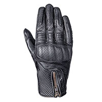 Ixon Rs Rocker Leather Gloves Black