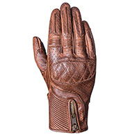Ixon Rs Rocker Lady Leather Gloves Brown