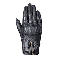 Ixon Rs Rocker Lady Leather Gloves Black