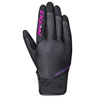 Ixon Rs Slicker Lady Gloves Black Pink