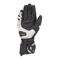 Ixon Rs Tempo Gloves White Black