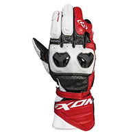 Ixon Rs Tilter Gloves Black White Red