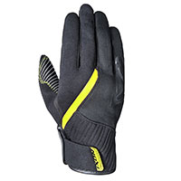 Ixon Rs Wheelie Gloves Black Yellow