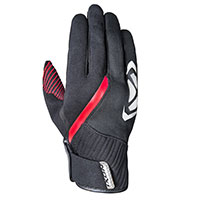 Ixon Rs Wheelie Gloves Black Red