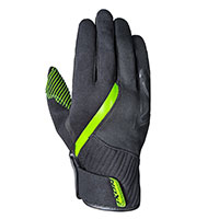 Ixon Rs Wheelie Gloves Black Green