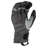 Klim Adventure Gtx Short Gloves Asphalt