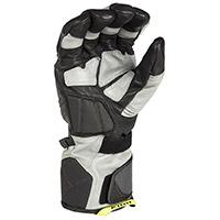 Klim Badlands Gtx Long Gloves Grey