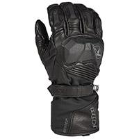 Klim Badlands Gtx Long Gloves Black