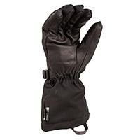 Klim Resistor Htd Gauntlet Heated Gloves Black