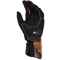 Macna Airpack Gloves Black Red White