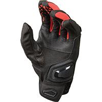 Macna Assault Gloves Black Grey Red
