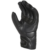 Macna Blade Leather Gloves Black