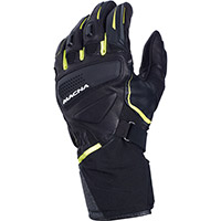Macna Fugitive Rtx Gloves Black Yellow