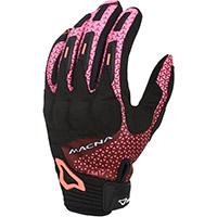 Macna Octar Lady Gloves Black Pink