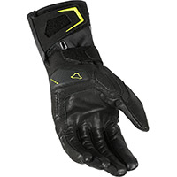 Macna Terra Rtx Gloves Black Yellow