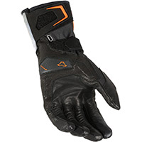 Macna Terra Rtx Gloves Black Grey Orange