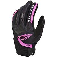 Macna Trace Lady Gloves Black Pink