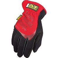 Mechanix Fast Fit Black/red
