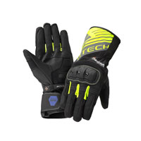 Mtech Northcape Black Yellow Gloves