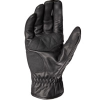 Spidi Old Glory Leather Gloves Black