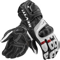 Rev'it Gloves Spitfire White-black