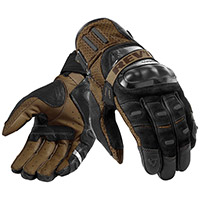 Guantes Rev'it Cayenne Pro negro arena
