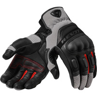 Rev'it Dirt 3 Gloves Black Red
