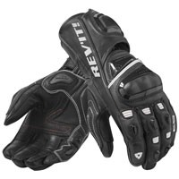 Revit Jerez 3 Gloves Black White